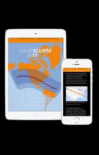 iPhone+iPad - Eclipses 2017lang