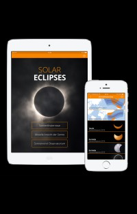 iPhone+iPad - Solar Eclipseslang