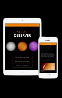 iPhone+iPad - Solar Observerlang